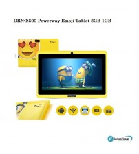 DRN-X500 Powerway Emoji Tablet Pc 8GB 1GB