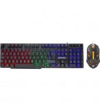 Everest KM-G77 X-Vayne Klavye + Mouse Kablolu Set