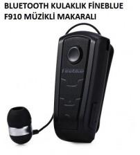 F910 Fineblue Bt Kablosuz Kulaklık Makaralı