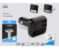 FM-15 Subzero Bluetooth Fm Transmitter