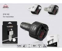 FM-16 Subzero Bluetooth Fm Transmitter