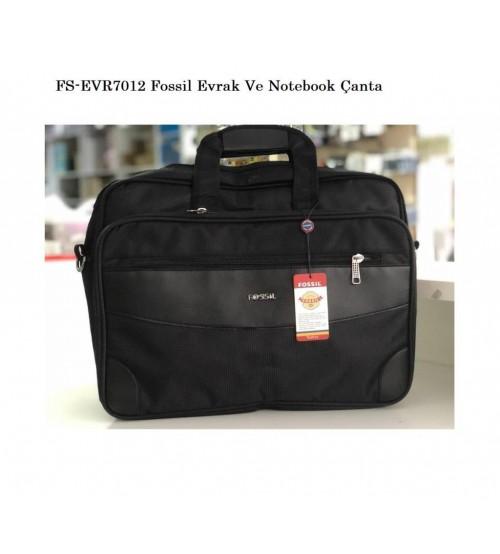 FS-EVR7012 Fossil Evrak Ve Notebook Çanta 17 İnç