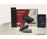 G40 Redline Full Hd Mini Uydu Alıcı
