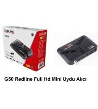 G50 Redline Full Hd Mini Uydu Alıcı