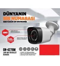 GN-4276M Goldnet 2MP 1080P 4İN1 Kamera Bullet