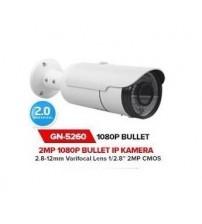 GN-5260 Goldnet 2MP 2.8-12MM Lens 48 Led İp Bullet Kamera