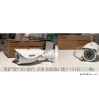 AB-8200 Elettra 2MP Ahd Bullet Kamera