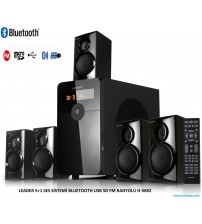 H-5802 Leader Bluetooth 5+1 Ses Sistemi