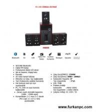 H-6805 Leader Bluetooth 5+1 Ses Sistemi
