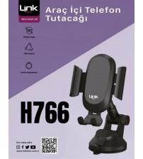 H-766 Link Tech Araç İçi Telefon Tutacağı