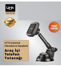 H-772 Link Tech Araç İçi Telefon Tutacağı