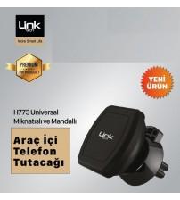H-773 Link Tech Araç İçi Telefon Tutacağı