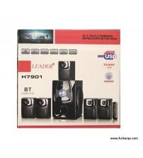 H-7901 Leader Bluetooth 5+1 Ses Sistemi