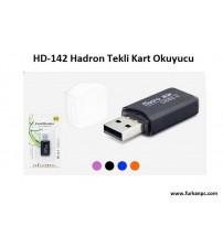 HD-142 Hadron Tekli Kart Okuyucu
