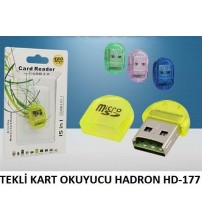 HD-177 Hadron Çoklu Kart Okuyucu