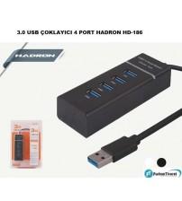 HD-186 Hadron Usb Çoklayıcı 3.0