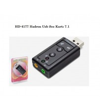 HD-4177 Hadron Usb Ses Kartı 7.1