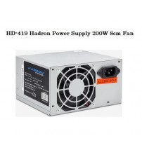 HD-419 Hadron Power Supply 200W 8cm Fan