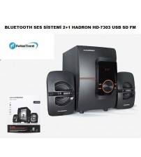 HD-7303 Hadron Bluetooth 2+1 Ses Sistemi