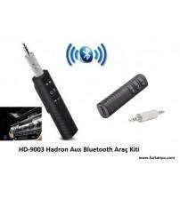 HD-9003 Hadron Aux Bluetooth Araç Kiti