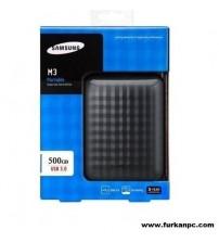 """HDD USB 500 GB SAMSUNG 2.5"""" TAŞINABİLİR HARDİSK"""