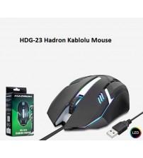 HDG-23 Hadron Kablolu Mouse