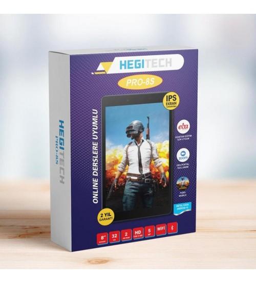 Hegitech PRO-8S 8 İnç 32GB 2GB 5 MP Pc Tablet