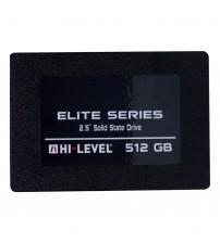"""Hi-Level Elite HLV-SSD30ELT 512G 2.5"""" 512 GB SATA 3 SSD Hardisk"""