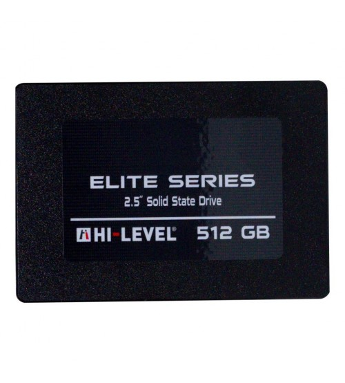 "Hi-Level Elite HLV-SSD30ELT 512G 2.5"" 512 GB SATA 3 SSD Hardisk"