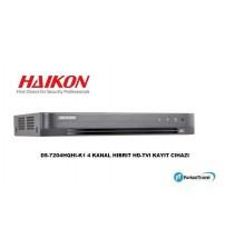 HIKVISION DS-7204HQHI-K1 4 KANAL HIBRIT HD-TVI KAYIT CIHAZI