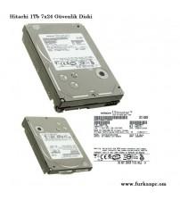 """Hitachı Ultrastar 1Tb Hardisk 3.5"""" Güvenlik Diski 7x24"""