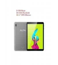 Hometech Alfa 10MB 3GB 32GB 1280X800 Pc Tablet