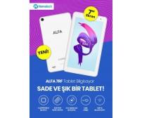 Hometech Alfa 7RF 7 İnç Tablet 1GB 16GB
