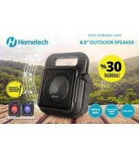 Hometech BTH-500 Bluetooth Speaker Mikrofon Hediyeli