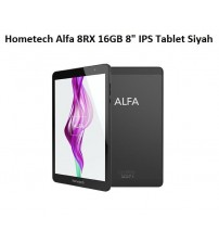 Hometech Alfa Tablet 8 İnç 8RX 2GB 16GB