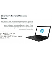 HP Laptop 15-BS-123NT i3-5005U 4GB 128 Ssd 15.6 Led Ekran