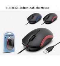 HR-5673 Hadron Kablolu Mouse