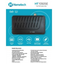 HT-1050SE Hometech Full Hd Mini Uydu Alıcı