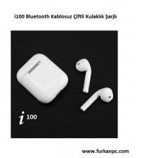 İ100 TWS Bt Kablosuz Kulaklık