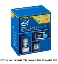 Intel Core İ5 4430 3.00Ghz 6MB 1150P İşlemci