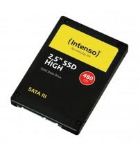 "Intenso Sata 2.5"" 480 GB SATA 3 SSD Hardisk 520/500"