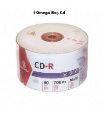 Iomega CD-R 52X 50li Spindle 700Mb 80dk