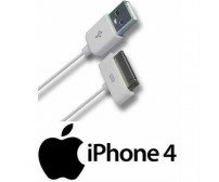 İP-4 Açık İos İphone 4 Usb Kablo