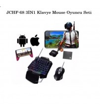 JCHF-68 3İN1 Klavye Mouse Oyuncu Seti