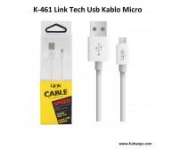 K-461 Link Tech Usb Kablo Micro