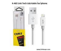 K-462 Link Tech Usb Kablo İos İphone