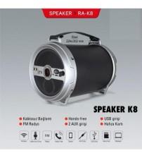 K8 Raion Bluetooth Müzik Kutusu