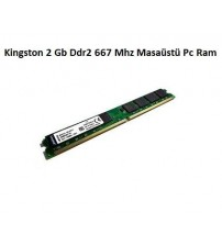 Kingston 2 Gb Ddr2 667 Mhz Masaüstü Pc Ram