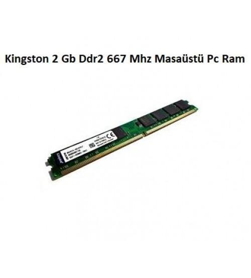 Kingston 2 Gb Ddr2 667 Mhz Masaüstü Pc Ram