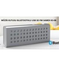 KS-08 Sanex Bluetooth Speaker